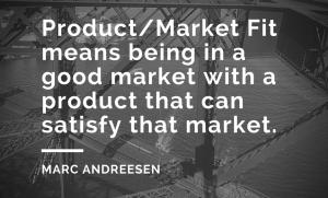 product market fit