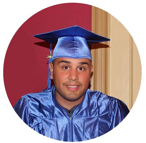 Alain Tavares Web Dev Graduate