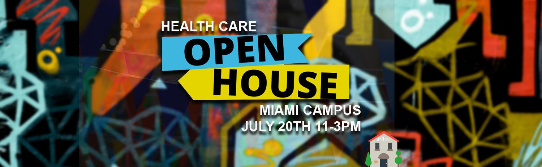 Open House Ad in Miami