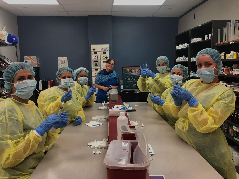 Pharmacy Technician Students