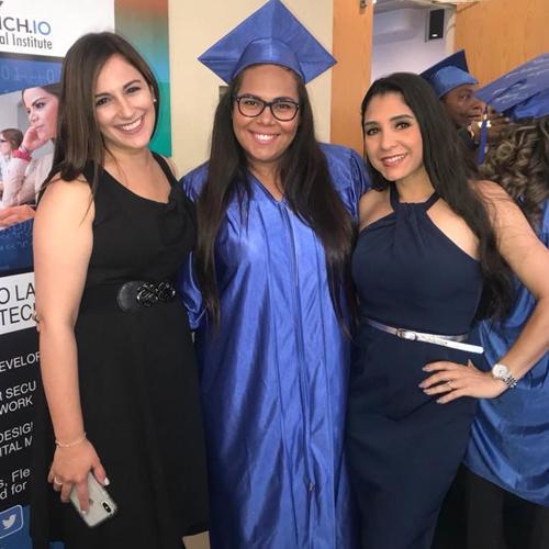 Graduation day 1