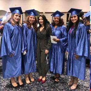 Fall Graduation at FVI