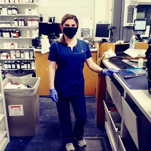 Hired Pharmacy Technician