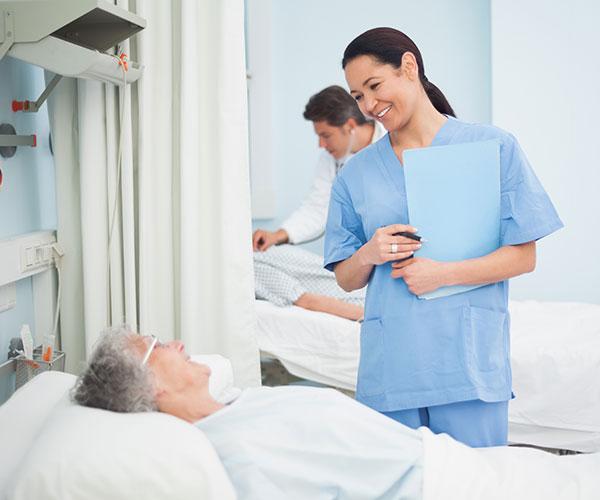 FVI School of Nursing and Technology Patient Care Technician Training