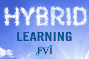 Hybrid Learning at FVI