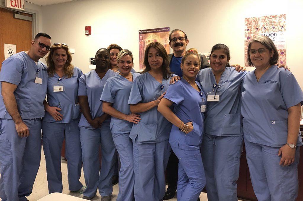Patient Care Technicians FVI Miami Campus
